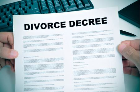 At-Fault Divorce